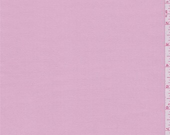 Creamy Pink Stretch Twill, Fabric By The Yard