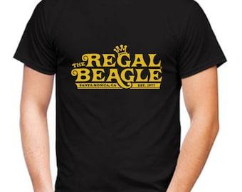 The Regal Beagle T-Shirt, The Regal Beagle - Three's Company Shirt