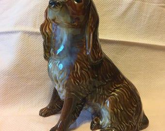 Spaniel/Setter Figurine.