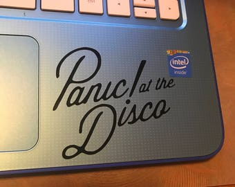 Panic! At The Disco Sticker