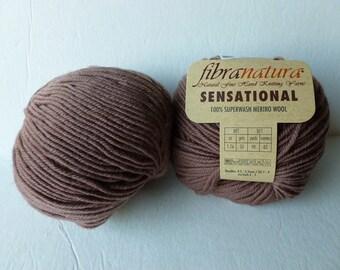 Yarn Sale Acorn 40836 Sensational by Fibranatura