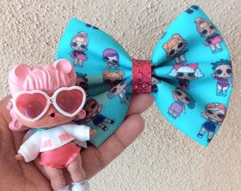 LOL Dolls hair bow