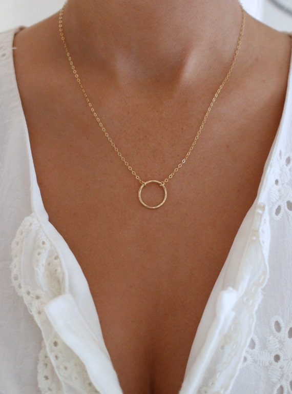 Karma necklace eternity necklace friendship necklace circle pendant karma necklace eternity necklace friendship necklace circle pendant necklace simple gold necklace aloadofball Gallery