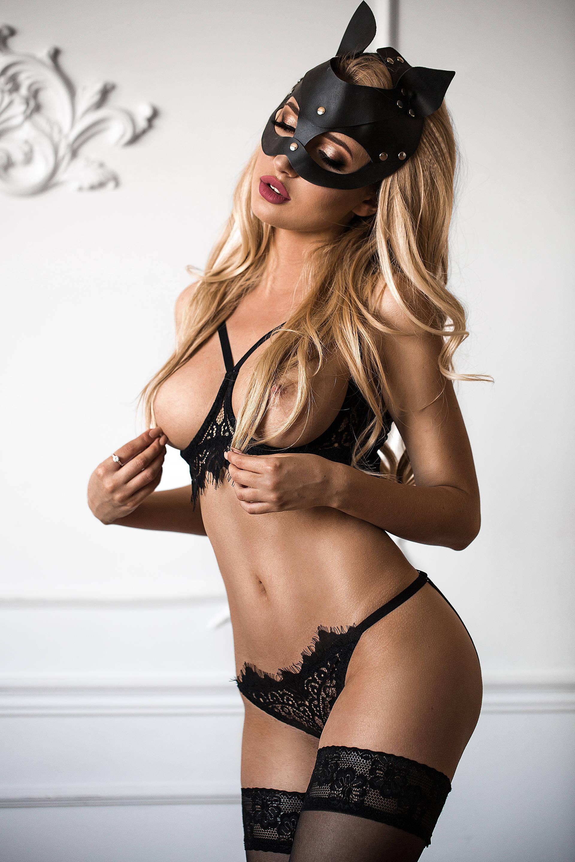 Cupless bralette/ See through bra/ Erotic bralette/ BDSM