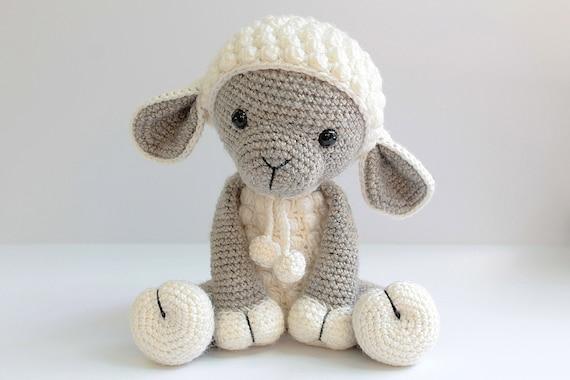 Pattern Sheep Lamb Amigurumi Sheep Amigurumi Lamb