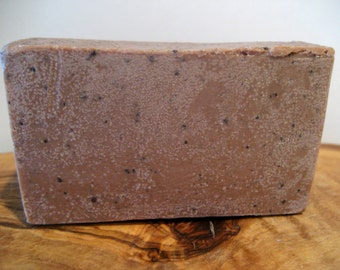 Cinnamon Latte Soap Bar
