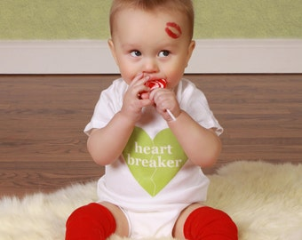 Valentine Red Baby Toddler Leg Warmers