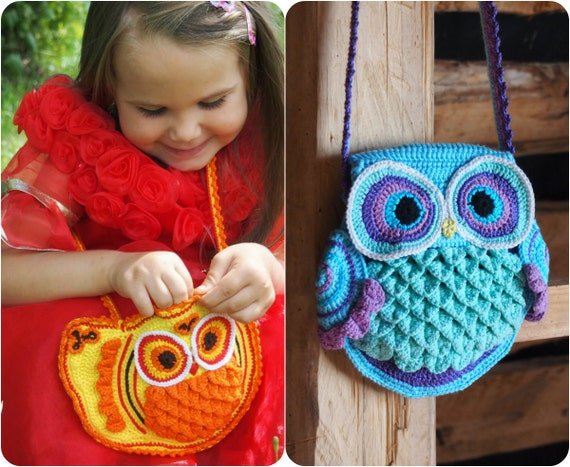2 Rochet Owl Patterns Design Discount Pattern Package Crochet