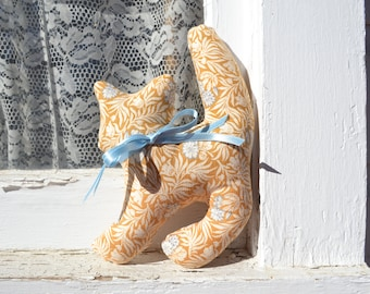 Adorable Kitty-Kat Cat Softie/Stuffie - small