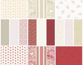 Tender Romance - 8 x 1/4yd Bundle