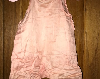 Vintage Effanbee Romper  for Large Composition Mama Doll