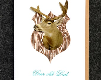 Deer Old Dad