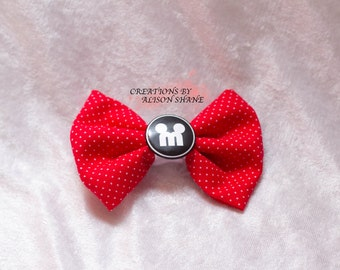 Mouse for Life Inspired Bow