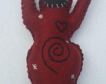 Lilith Goddess Doll