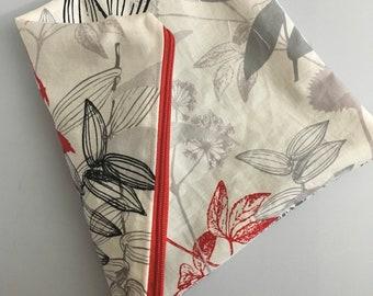 Zipper bag / zipper pouch