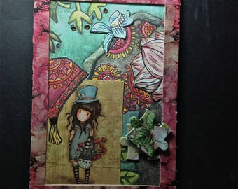 Art Card, Collage, Home Decor
