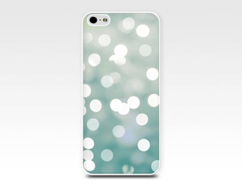 abstract iphone case bokeh iphone 4 4s 5 5s 6 iphone case abstract photography fine art iphone case iphone 5s photo cute iphone mint green