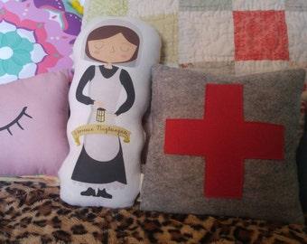 Feminist Plush Florence Nightingale