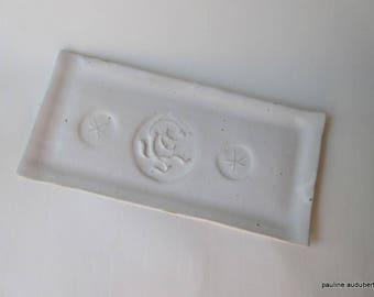 Small ceramic tray