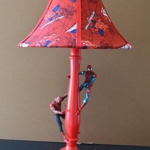 Superior Spiderman Lamp