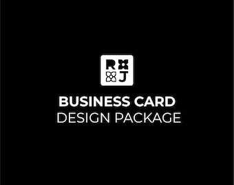 Custom Business Card Design   Made to Order Business Card Design   Photography Business Card   Professional Business Card