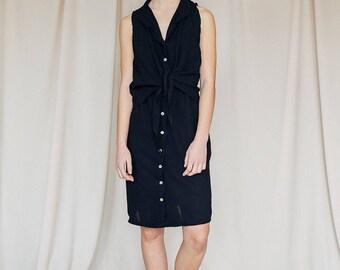 FIORELLA BLACK DRESS