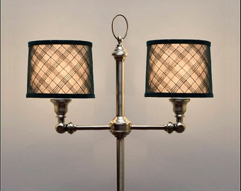 "Lamp Shade: Chandelier Sconce Shade ""Gossamer"""