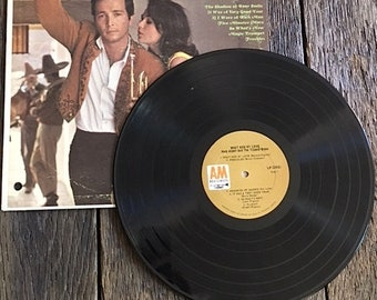 Herb Alpert LP - Herb Alpert Record - Herb Alpert & The Tijuana Brass - What Now My Love LP - Vintage Herb Alpert Vinyl Record