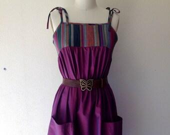 SALE Luella cotton sun dress- Sz M