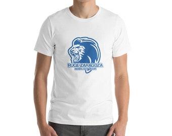 Nobleza y Valor   Camiseta Manga Corta   Ruge Zaragoza