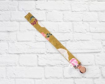 Pacifier Clip, Soother Clip