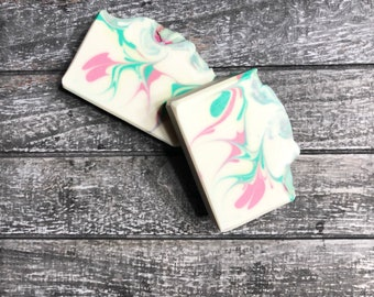 Sweet Pea - Handcrafted Soap