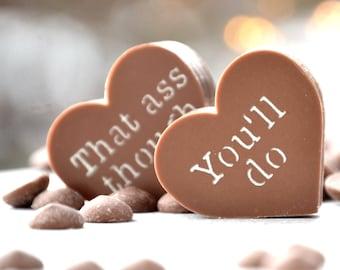 Funny Valentine Gift   Gift for Him   Anniversary Gift   Girlfriend Gift   Gift for Boyfriend   Banter Gift   Handmade   Sarcasm   Chocolate