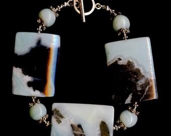Amazonite Pyrite