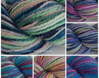 Mirasol Hachito Handpainted 4 Ply Yarn