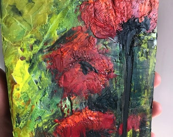 Red Poppies #4