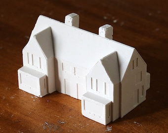 Semi-Detached House 2 - Plaster editions