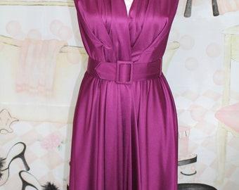 Vintage 1970's ILGWU Dress