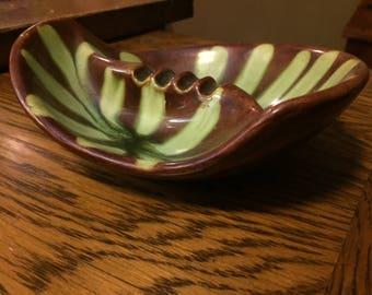 Large Ceramic Ashtray