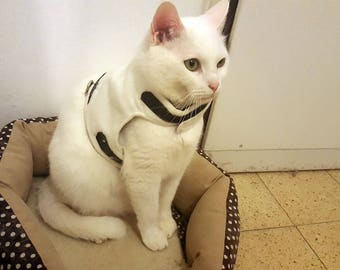Mynwood Cat Walking Jacket Harness Vest