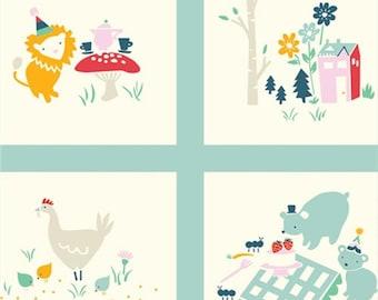 Everyday Quilt - Everyday Party - Emily Isabella - Organic Cotton - Birch Fabrics - 1 Yard