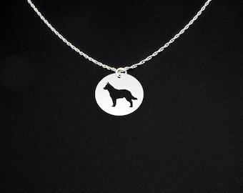 Australian Cattle Dog Necklace - Australian Cattle Dog Jewelry - Australian Cattle Dog Gift