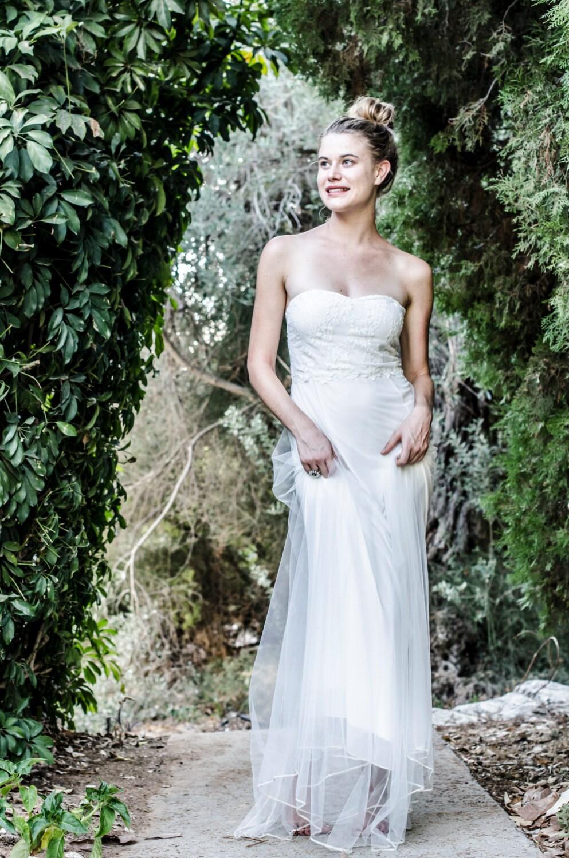 Boho Hochzeit Kleid Bohemian Hochzeit Kleid Strand Hochzeit