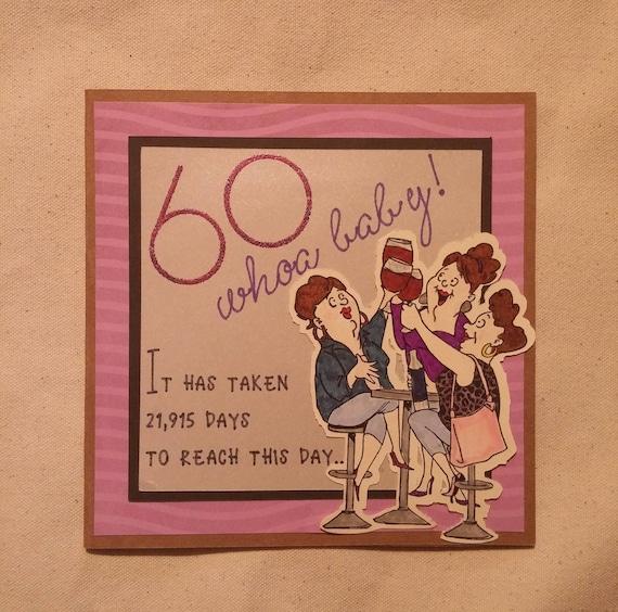 60th birthday card for female friend m4hsunfo