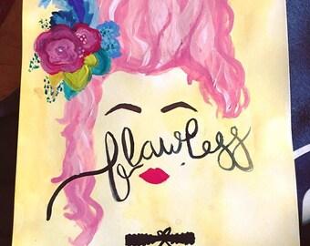 Flawless Marie Antoinette