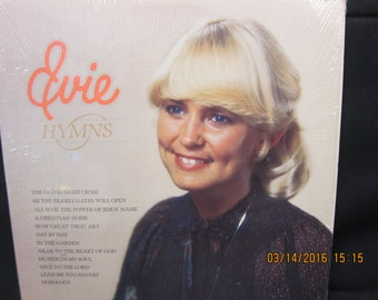 """Evie """"Hymns"""" - Word Records (1983)"""