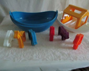 Tupperware toy Tupper Ark Tub Toy