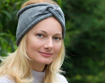 Fashion headband for women accessories fall headband spring headband for adult headwrap cable knit headband ear warmers crochet ear muffs