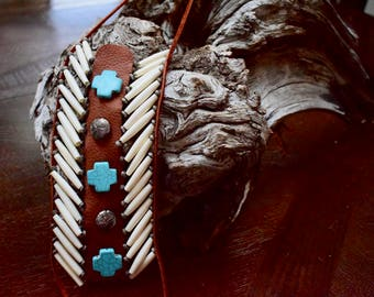 Native American Inspired BREASTPLATE Necklace