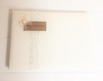 Wedding Advice Book - Ex Sample Stock (excellent condition)